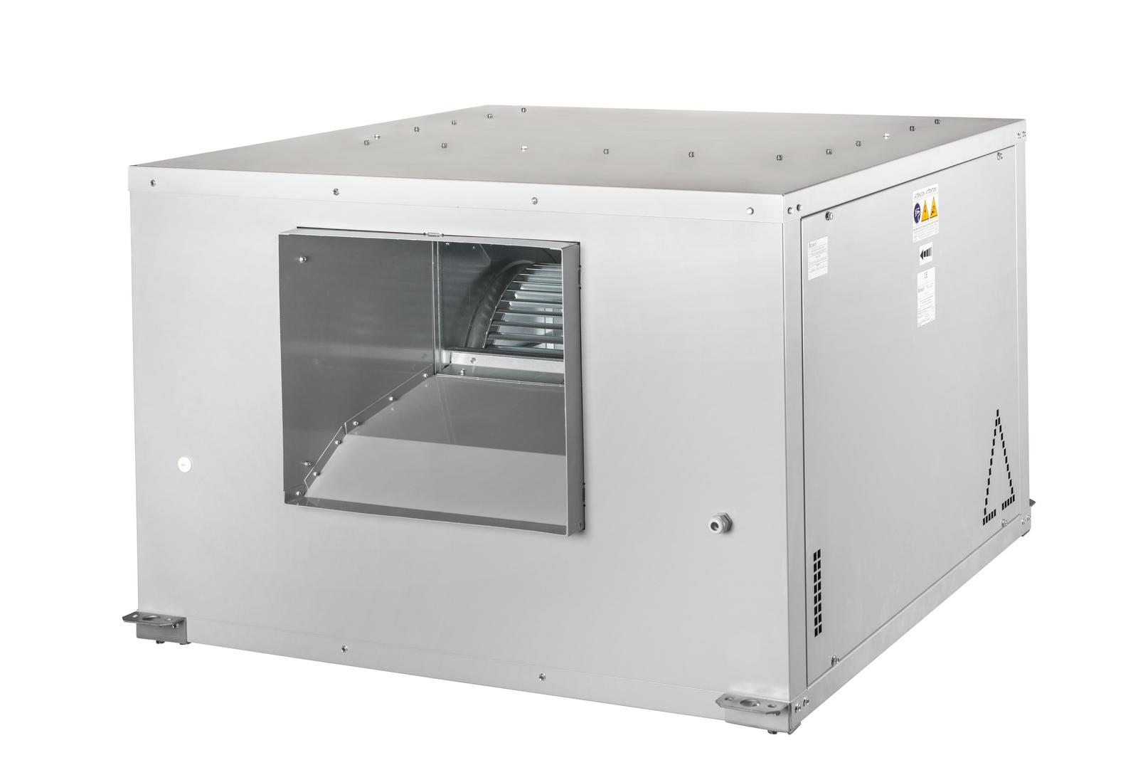 Caja de ventilación CEB 400ºc/2h