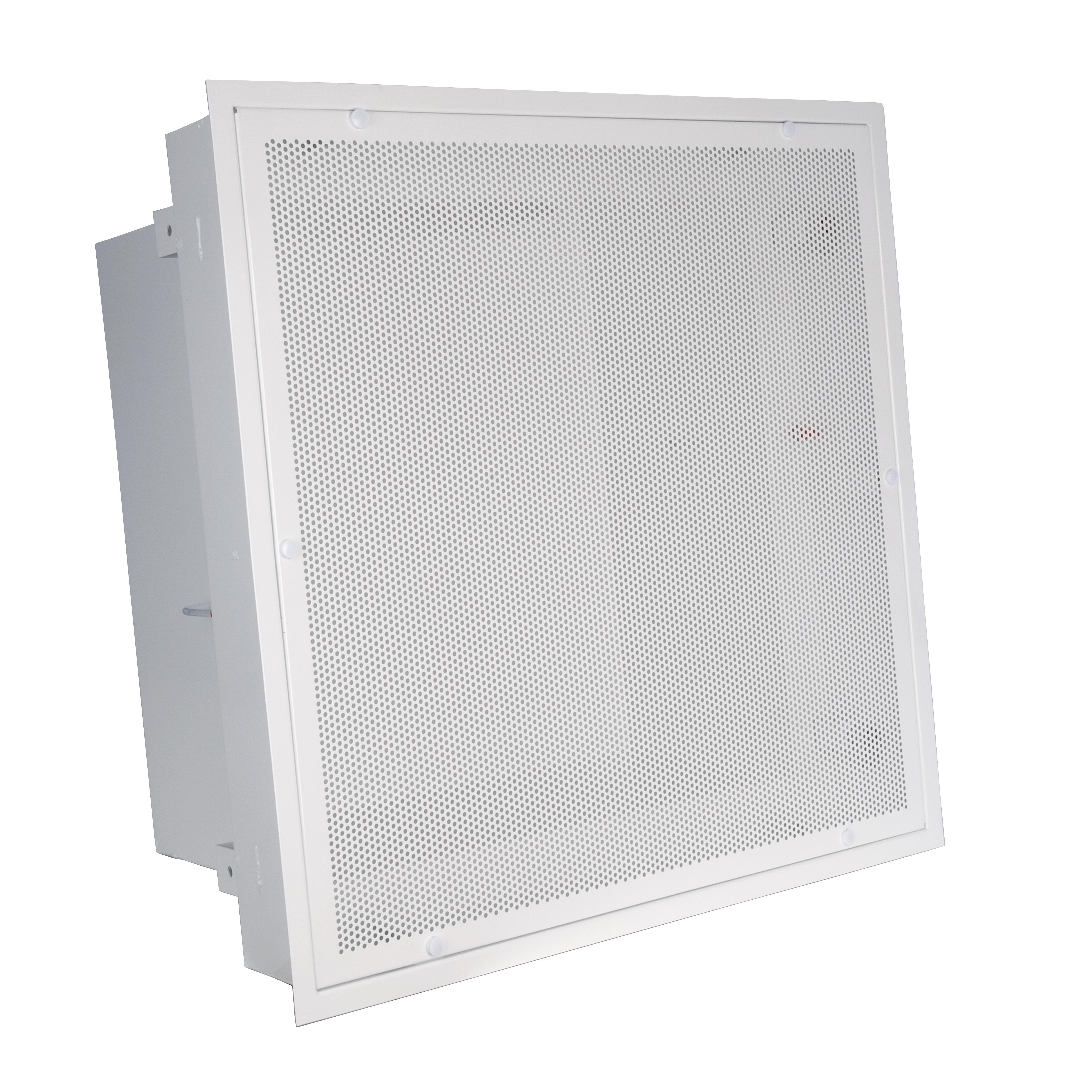 Cajón portafiltros con ventilador UNITERV